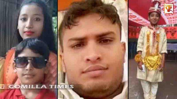 বাঞ্ছারামপুরে ভাগ্নে-ভাগ্নিকে গলাকেটে হত্যা করেছে মামা