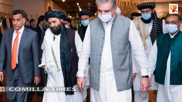 আফগান সরকার ও তালেবানের মধ্যে শান্তি আলোচনা শুরু আজ